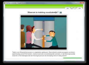 Avetica ontwikkelt e-learning voor het Liftinstituut