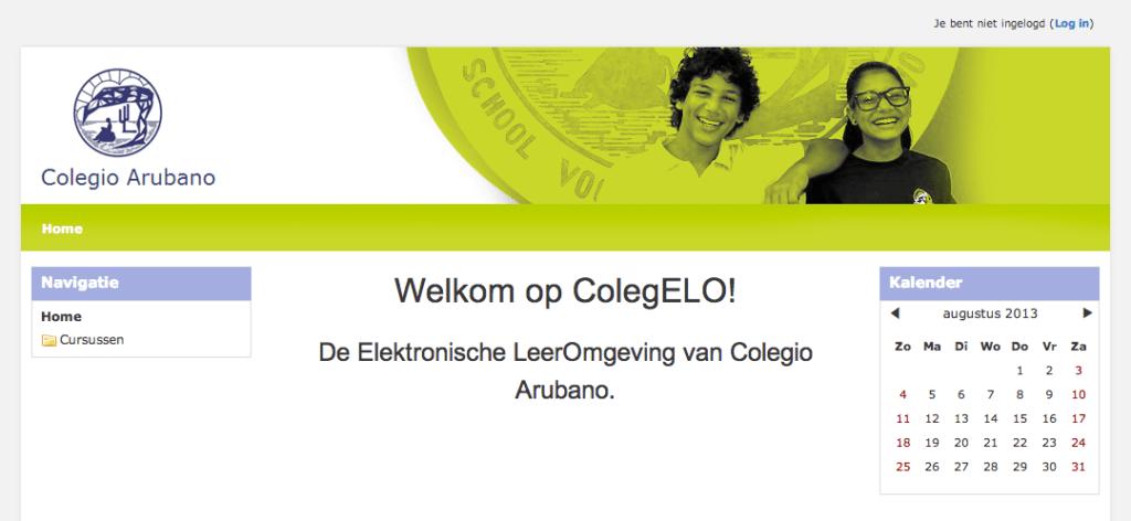Colegio Arubano brengt Moodle hosting onder bij Avetica